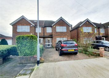 Thumbnail 4 bed semi-detached house to rent in Westacott, Hayes, Middlesex