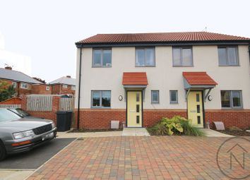 Thumbnail 3 bed semi-detached house for sale in Iris Grove, Darlington