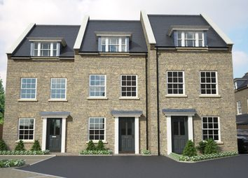 Thumbnail 4 bedroom town house for sale in St Johns St, Hertford