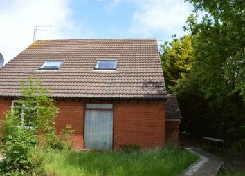 Thumbnail 1 bedroom property for sale in Bollinger Close, Duston, Northampton
