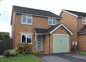 Thumbnail 3 bed detached house for sale in Arden Close, Wilmcote, Stratford-Upon-Avon