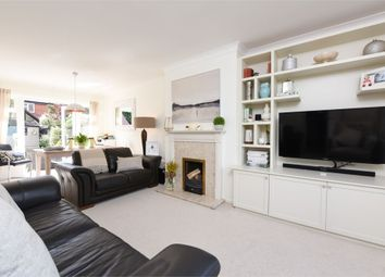 Thumbnail 4 bed terraced house for sale in Burwood Road, Burwood Park, Hersham, Walton-On-Thames