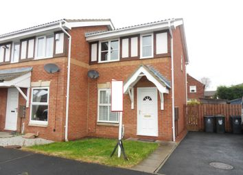 Thumbnail 2 bed terraced house for sale in Woodlea, Forest Hall, Newcastle Upon Tyne