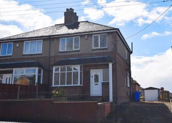 Thumbnail 3 bed semi-detached house for sale in Greasley Road, Bucknall, Stoke-On-Trent