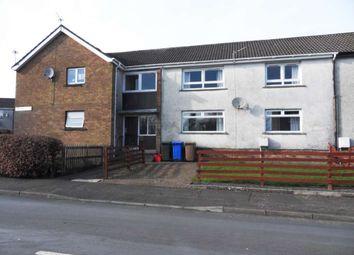 Thumbnail 1 bed flat to rent in Morton Road, Stewarton, Kilmarnock