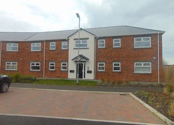 Thumbnail 1 bed flat to rent in Beech House, White Thorn Gardens, Seaton Lane, Hartlepool