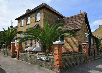 Thumbnail 2 bed maisonette for sale in Finsbury Road, Ramsgate, Kent