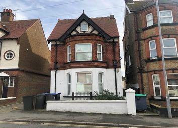 Thumbnail 1 bed flat to rent in Queens Road, Broadstairs