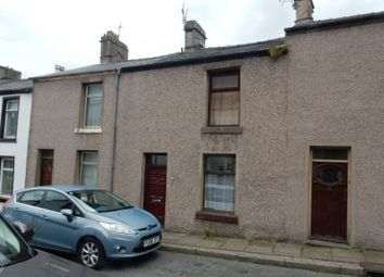 Thumbnail 2 bed terraced house for sale in 26 Cobden Street, Dalton In Furness, Cumbria