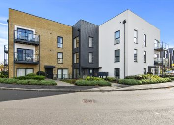 Thumbnail 2 bed flat for sale in Azalea Lodge, 14 St Clements Avenue, Romford