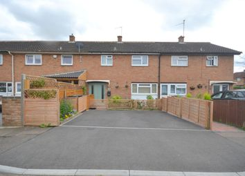 Thumbnail 3 bed terraced house for sale in Greenfield Avenue, Spinney Hill, Northampton