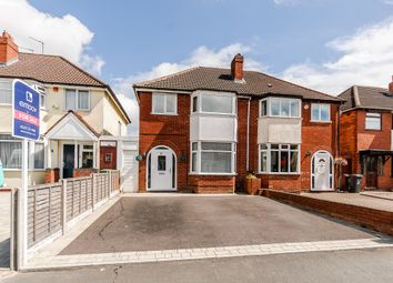 Thumbnail 3 bed semi-detached house for sale in Clinton Road, Shirley, Solihull