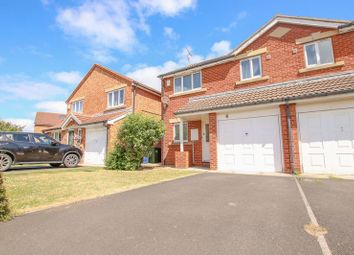 Thumbnail 3 bedroom semi-detached house for sale in Torcross Way, Redcar