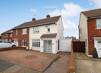 Thumbnail 2 bed semi-detached house for sale in Osterberg Road, Dartford