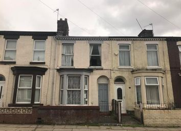 Thumbnail 2 bed terraced house for sale in 18 Elm Road, Walton, Liverpool