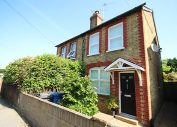 Thumbnail 2 bed semi-detached house for sale in Staines Road, Wraysbury, Staines-Upon-Thames