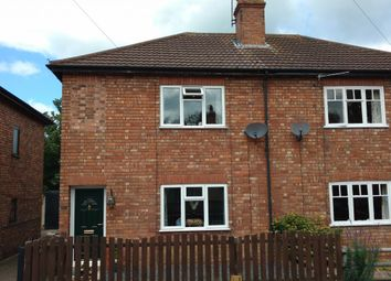 Thumbnail 3 bed semi-detached house for sale in Kings Road, Melton Mowbray, Leicestershire