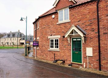 Thumbnail 2 bedroom terraced house for sale in Muntjac Close, Peterborough