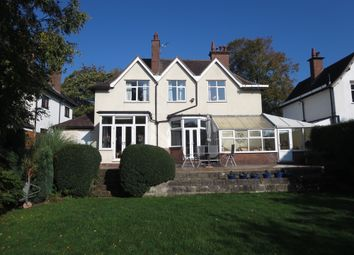Thumbnail 4 bed detached house for sale in Bromley Hough, Penkhull, Stoke-On-Trent