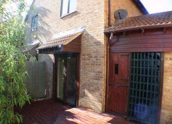 Thumbnail 2 bed end terrace house to rent in Senwick Drive, Wellingborough, Northamptonshire