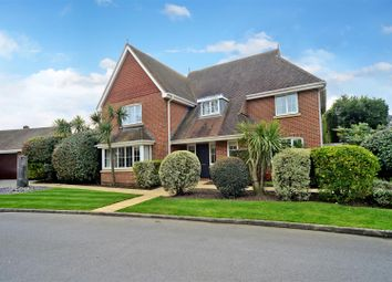 Thumbnail 5 bed detached house for sale in Lower Sand Hills, Long Ditton, Surbiton