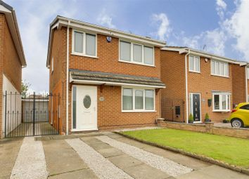 Thumbnail 3 bed detached house for sale in Polperro Way, Hucknall, Nottinghamshire
