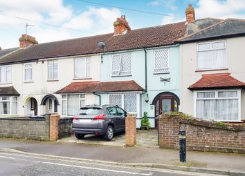 3 bed terraced house for sale in Whitworth Close, Gosport PO12