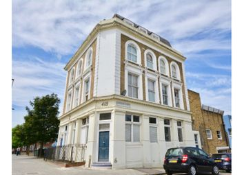 Thumbnail 2 bed flat for sale in 418 Wandsworth Road, London