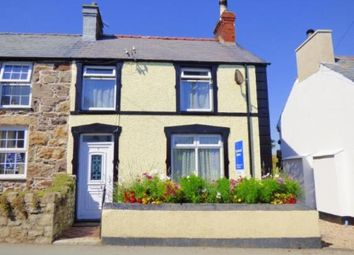 Thumbnail 3 bed end terrace house for sale in Madryn Terrace, Llanbedrog, Gwynedd