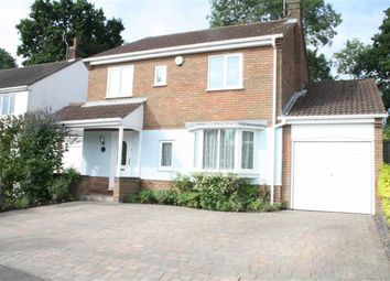 Thumbnail 4 bed detached house for sale in The Oasis, Glenfield, Leicester