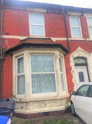 Thumbnail 5 bed terraced house to rent in Clevedon Road, Blackpool