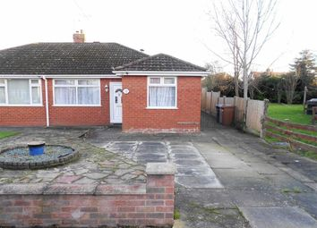 Thumbnail 2 bed semi-detached bungalow for sale in Arderne Avenue, Crewe, Cheshire