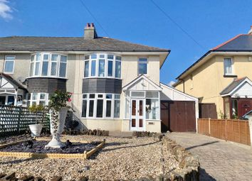 Thumbnail 3 bed semi-detached house for sale in Sherford Road, Sherford, Plymouth