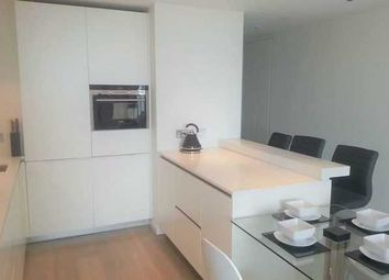 Thumbnail 1 bed flat to rent in Upper Ground, South Bank, London