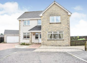 Thumbnail 4 bed detached house for sale in Rashierigg Place, Bathgate