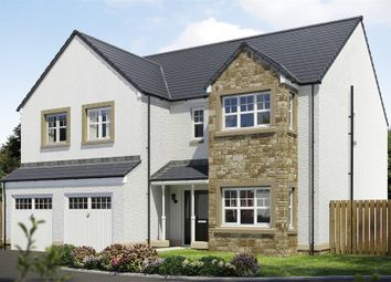 "Thumbnail 6 bed detached house for sale in ""The Crichton"" at Capelrig Road, Newton Mearns, Glasgow"