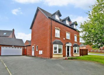 Thumbnail 5 bed detached house for sale in Middleton Road, Oswestry