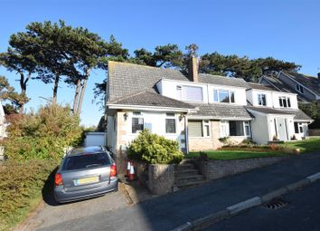 Thumbnail 3 bed semi-detached house for sale in Nore Park Drive, Portishead, Bristol