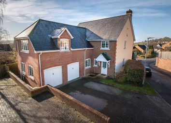 Thumbnail 5 bed detached house for sale in Porch Close, Glastonbury
