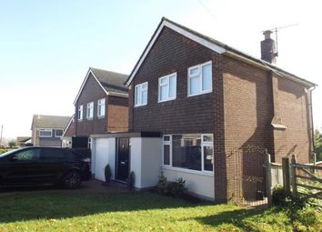 Thumbnail 3 bed detached house for sale in Wickford, Essex, Uk