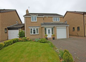 Thumbnail 4 bedroom detached house for sale in Eland Edge, Ponteland, Newcastle Upon Tyne