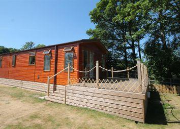 2 bed lodge for sale in Deneside Lodges, Wolsingham, Bishop Auckland DL13