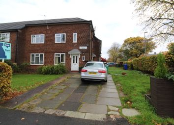 Thumbnail 2 bed flat for sale in Ackworth Drive, Wythenshawe, Manchester