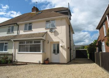 Thumbnail 4 bed semi-detached house to rent in Hillary Road, Basingstoke