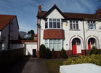 Thumbnail 3 bed semi-detached house for sale in St Annes Road, Formby, Liverpool, Merseyside