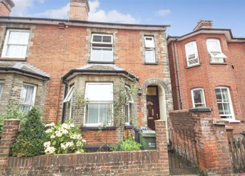 Thumbnail 4 bed semi-detached house to rent in Martyr Road, Guildford