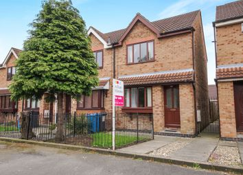 Thumbnail 2 bedroom end terrace house for sale in The Rydales, Hull
