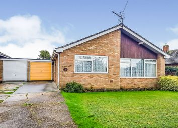 Thumbnail 3 bed detached bungalow for sale in Elm Grove, Garboldisham, Diss