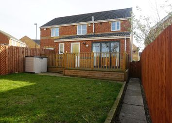 3 bed semi-detached house for sale in Halesworth Drive, Sunderland SR4