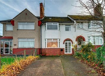 Thumbnail 3 bed terraced house for sale in Crest Road, London
